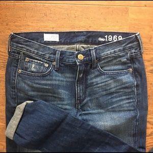 GAP Jeans - Gap Mid-Rise Boyfriend Jean